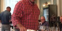 Otto Geisel, esperto vino e autore di libri