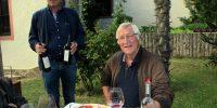 Martin Jellinghaus, ehemaliger deutscher Olympiamedaillengewinner war beim Kellerhopping mit dabei!