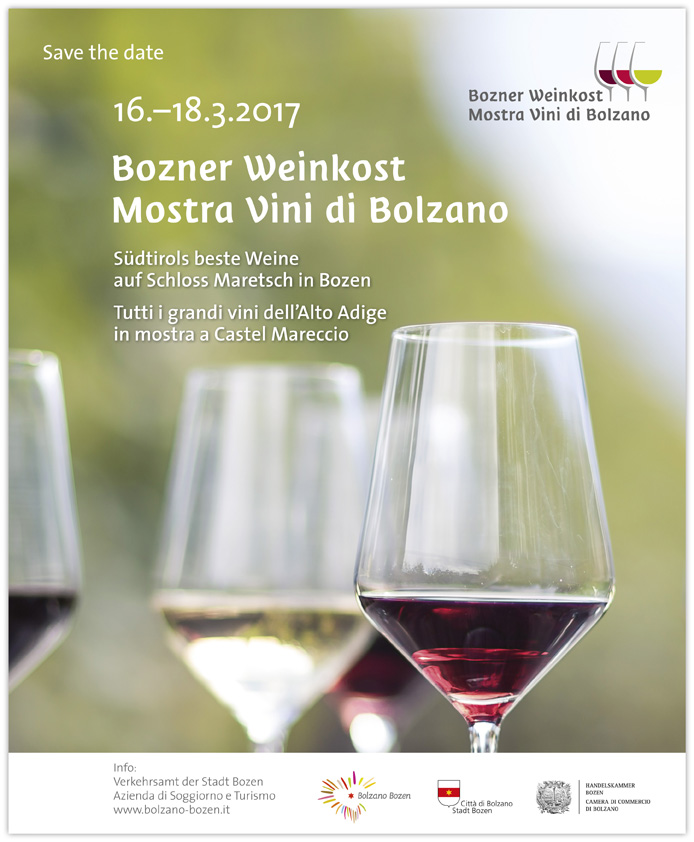 Mostra Vini di Bolzano – St. Magdalener